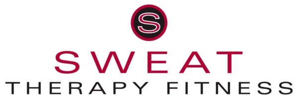 sweat therapy fitness logo